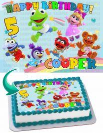 Muppet Babies Edible Cake Topper
